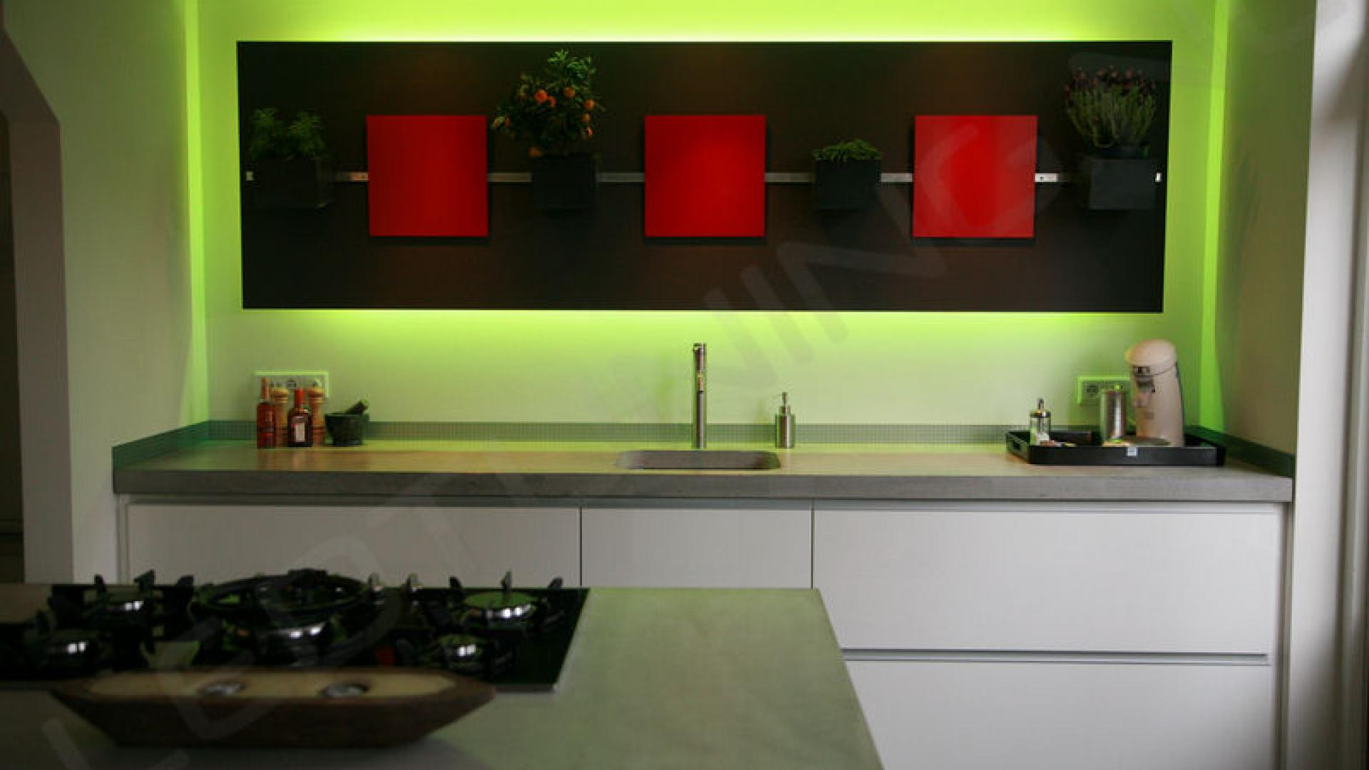 Kitchen Lighting Replaced By Energy Efficient Led Lighting