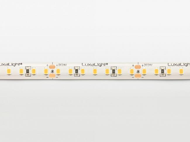 LED-strip Warm White Protected (24 Volt, 140 LEDs, 2835, IP64) 2