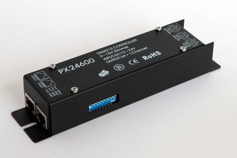 Dmx 12 Volt 24 Volt 1x6a Output 0 10v Input 1 Channel Led