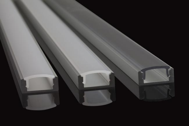 Super LED-strip Profiel 2 Meter 17.5mm x 7mm Opbouw   Ledtuning HW05