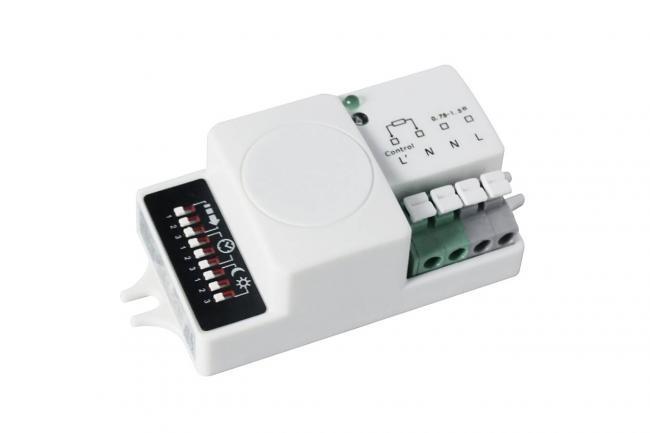 Licht Donker Sensor : Licht en bewegingssensor voor led verlichting w ledtuning