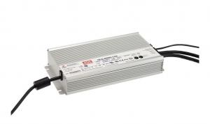 LED Power Supply Mean Well Waterproof A, 12 Volt 40A 600 Watt