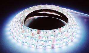LuxaLight Long Life LED-strip Full-color Protected (12 Volt, 60 LEDs 5050 IP64)