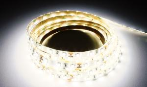 LuxaLight Long Life LED-strip Neutral White 4200K Protected (12 Volt, 60 LEDs, 3528, IP64)