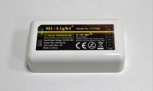 4-zone 2-kanaals LED-strip Dimmer Kleurtemperatuur (zonder afst. bed.)