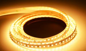Luxalight Long Life LED Strip Warm Wit Indoor (24 Volt, 120 Leds, 2835, IP20)