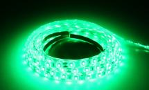 LuxaLight Long Life LED Strip Green Protected (12 Volt, 60 Leds, 3528, IP64)