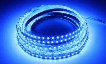 LuxaLight Long Life LED Strip Blauw Indoor (30 Volt, 120 Leds, 3528, IP20)