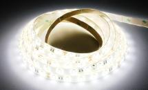 LuxaLight Long Life LED-strip Neutral White 6400K Protected High Power 5630  (24 Volt, 60 LEDs, 5630, IP64)