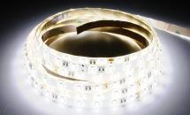 LuxaLight Long Life LED-strip White 5900K Protected High Power 5630  (24 Volt, 60 LEDs, 5630, IP64)