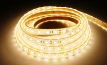 LuxaLight Long Life LED-strip Warm White 3300K Waterproof High Power 5630  (24 Volt, 60 LEDs, 5630, IP68)
