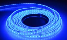 LuxaLight Long Life LED-strip Blue Waterproof (24 Volt, 140 LEDs, 2835, IP68)