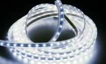 LuxaLight Long Life LED-strip White 5500K Waterproof High Power (12 Volt, 60 LEDs, 5050, IP68)
