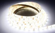 LuxaLight Long Life LED-strip White 6000K Protected High Power 5630  (12 Volt, 60 LEDs, 5630, IP64)